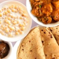 Multigrain Chapati,Gutta Dana Methi