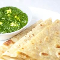 Misrii Special -  Palak Paneer, Yellow Dal, Seasonal veg