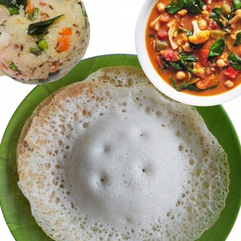 Appam, Coconut Stew