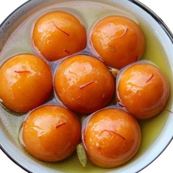 Jawar Roti, Mooli Palak