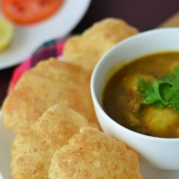 Club Kachori, Aloo Sabji