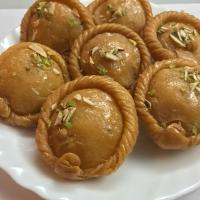 Chandrakala Gujiya